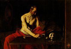 Saint Jérôme écrivant (en italien San Girolamo) est le second tableau sur ce thème du Caravage peint vers 1607-1608 et conservé à la Cathédrale Saint-Jean de La Valette (Malte).