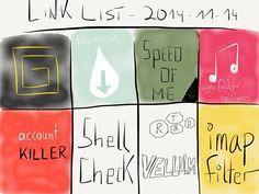 Link List post from November Reggio Calabria, Linked List, November, About Me Blog, November Born