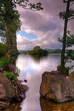 Milarrochy Bay, Loch Lomond, Scotland by Karl Williams