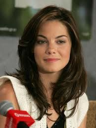 Michelle Lynn Monaghan (born March 23, 1976) is an American actress known for her roles in Mission: Impossible III, Kiss Kiss Bang Bang, Gone Baby Gone, Made of Honor, The Heartbreak Kid, Eagle Eye, and Source Code.