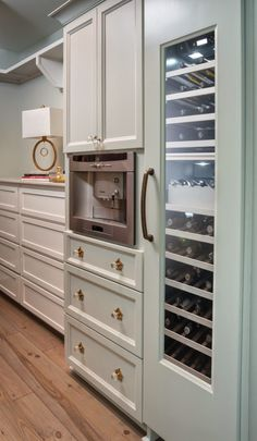 House of Turquoise: Mondavi Home   Reu ArchitectsMust have that built in cappucino maker - and wine a