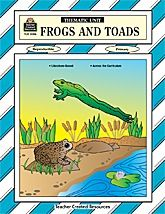 Frogs and Toads Thematic Unit links and book recomendations.  Great for beginning of the year!