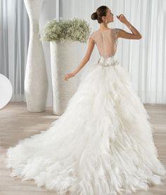 Demetrios wedding dress