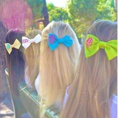 Marley lilly monogramed bows!!