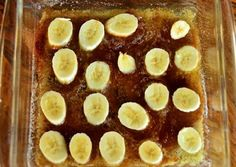 Recipe Girl's Upside Down Banana Cake by the lovely Sandy of Reluctant Entertainer. On her site she's giving away a KitchenAid blender and a copy of Recipe Girl's book, both of which I'd love to have!