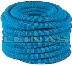 #Manguera flexible para limpiafondos manual. Varias longitudes. Comercial #Llinas. https://tienda.comerciallinas.com/epages/eb3258.sf/seccc95595ba1/?ObjectPath=/Shops/eb3258/Products/AST01378A06/SubProducts/ast01378-0001