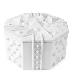 Studded Maltese Cross Box - Furbish Studio
