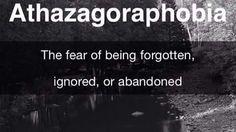 Fear is inevitable..