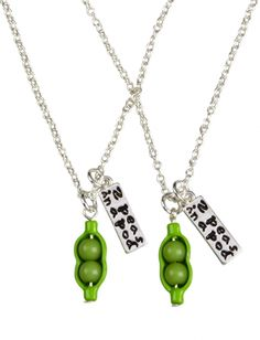 Bff Peas In A Pod Necklaces | Girls Jewelry Accessories | Shop Justice
