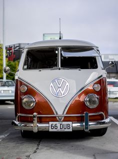 "'66 VW Safari ""splitty"" 