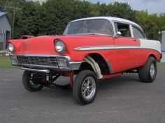 56 Chevy Gasser - Bing Images