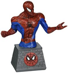 Spider-man Bust Paperweight *** To view further for this item, visit the image link.(It is Amazon affiliate link) #lol