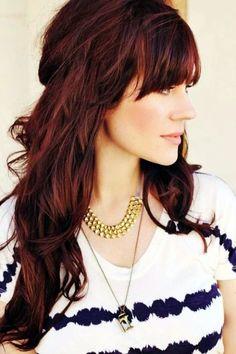 Popular Fall Hair Color Ideas (21)