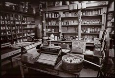 pictures of old time general stores | old general store replica