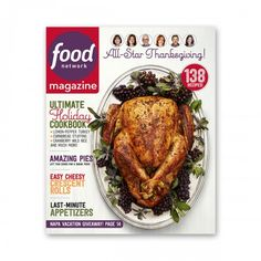 Food Network Magazine Subscription - love this magazine! Please set up to new address!