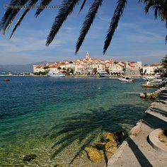 Korčula, Croatia.  A gorgeous island on the Adriatic.  © Dan Heller
