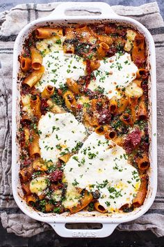 17 Make-Ahead Vegetarian Casserole Recipes to Enjoy on Meatless Mondays via Brit…