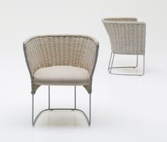 Garden chairs | Garden seating | Ami Outdoor | Paola Lenti. Check it out on Architonic