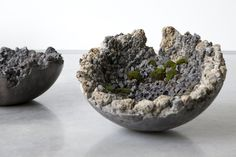 Slag Bowls 2013 by Jamie North, via Behance