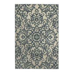 Found it at Wayfair - Augusta Spokane Gray and Beige Area Rug