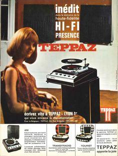 HI-Fi Presence Teppaz - Réalités, mars 1966