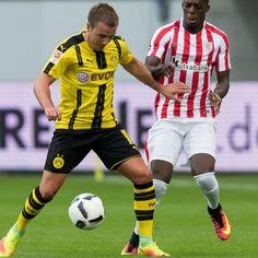 All eyes on Mario Gotze as Borussia Dortmund face Bayern in Super Cup