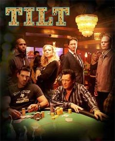 If you saw the movie ROUNDERS and wondered what happened to Matt Damon's character when he went to Vegas, TILT is the unofficial sequel. It was written and produced by the same team that created Rounders and provides an engaging story of some of the people who try to make their living playing poker.