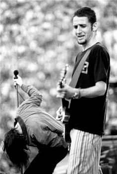 Ed Vedder & Stone Gossard | Pearl Jam