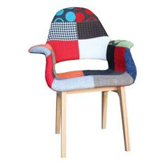 1000 images about fauteuil on pinterest patchwork chair armchairs and pat - Fauteuil crapaud patchwork ...