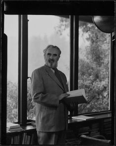Richard Neutra Portrait