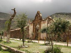 El Real De Catorce   Real de Catorce, San Luis Potosí (Fotografía por anaroza)