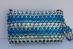 "Can tab clutch-contact thru FB ""EcoChique by: Jamie"""