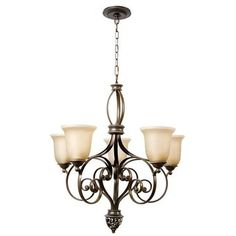 Shop for Craftmade 75275 Mia Single Tier 5 Light Mini Chandelier - 27.25 Inches Wide. Get free shipping at Overstock.com - Your Online Home Decor Outlet Store! Get 5% in rewards with Club O!