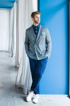Le style vestimentaire homme