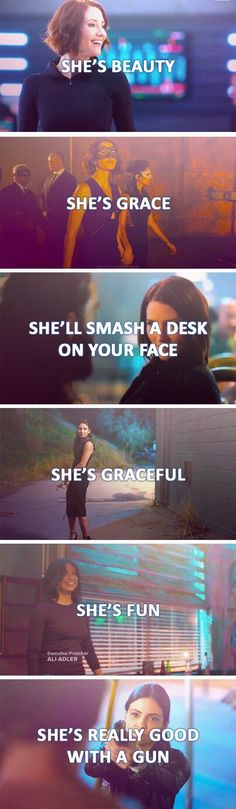 Sanvers - Alex Danvers - Maggie Sawyer - Supergirl