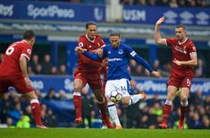 A gutsy effort to keep momentum and belief intact Media on Everton Liverpool Merseyside Derby, Goodison Park, Derby Day, Everton, Champions League, Sports News, Liverpool, All Star, Effort