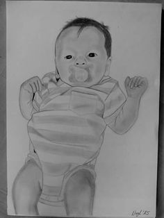 #draw #drawing #art #zeichnen #kunst #paint #painting #baby