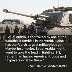 Hmmm... why wouldn't they go up against ISIS? Hmmmm.... - http://holesinthefoam.us/saudi-arabia-isis/