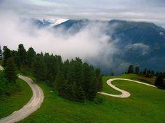 Above Mayrhofen, #Austria #Europe