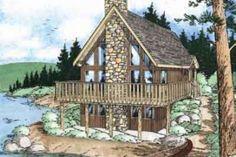 Craftsman Style House Plan - 3 Beds 2 Baths 1702 Sq/Ft Plan #126-109 Exterior - Front Elevation - Houseplans.com