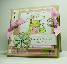 MFTWSC68-No One Like You by knightrone - Cards and Paper Crafts at Splitcoaststampers