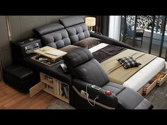 Queen Size Bed Sets, King Size Bedding Sets, Queen Beds, Comforter Sets, Futuristic Bed, Futuristic Furniture, Modern Furniture, Furniture Sets, Modern Couch
