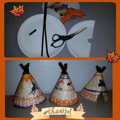 The kids will have a blast wiith these fun and easy Thanksgiving crafts for toddlers. 20 easy Thanksgiving crafts for toddlers they will love. Thanksgiving Crafts For Toddlers, Thanksgiving Art, Thanksgiving Crafts For Kids, Thanksgiving Activities, Holiday Crafts, Fall Arts And Crafts, Indian Arts And Crafts, American Indian Crafts, Native American