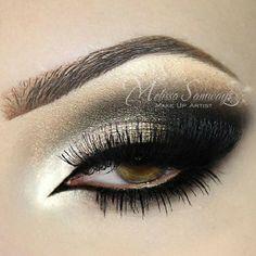 makeupbymels #cosmetics #makeup #eye