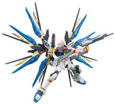 Bandai Hobby #14 RG Strike Freedom Model Kit, 1/144 Scale Come check out the whole collections @ http://www.collectorshive.com