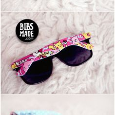 Pika Mew Sunglasses for Kunoichi Ronin from the Netherlands