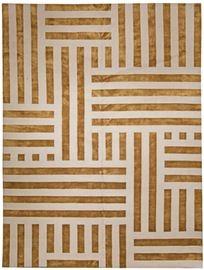 Alberto Pinto Rug N10940  Contemporary, Stripe, Silk, Rug by Doris Leslie Blau