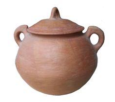 Olla de barro:  El quarda o el tanjir son ollas de mayor o menor tamaño que participan en la elaboración de diferentes guisos.