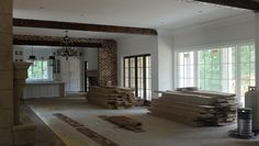 Beautiful progression for this luxury forever home on a secluded property in Leiper's Fork, TN. Contact us today about building your custom home! Home Builders, Custom Homes, Fork, Curtains, Luxury, Building, Furniture, Beautiful, Home Decor