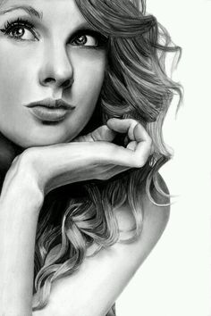 Taylor Swift- drawn